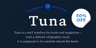 Tuna (Ligature Inc)