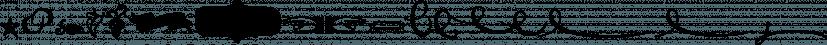 Salamander Script font family by Fenotype