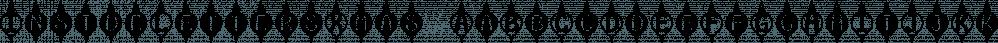InsideLettersXmas font family by Ingrimayne Type