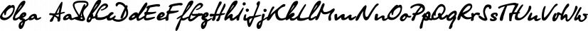 Olga font family by ParaType