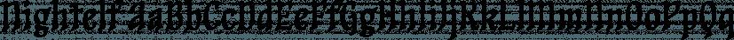Nightelf font family by AKTF