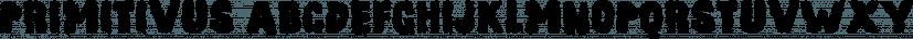 Primitivus font family by Pizzadude.dk