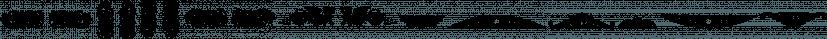 BlackFleurons font family by Intellecta Design
