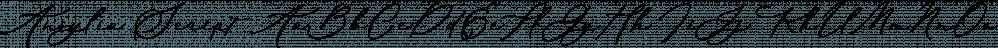 Ansylia Script font family by Letterhend Studio