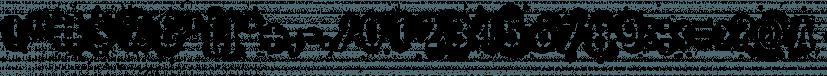 FuseBox Wet font family by Australian Type Foundry