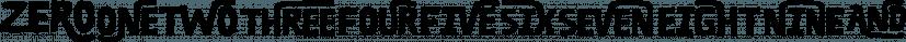 RUBA font family by Rodrigo Typo