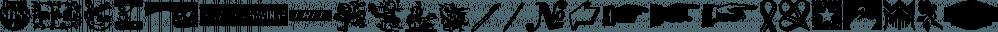 Type Warmers JNL font family by Jeff Levine Fonts