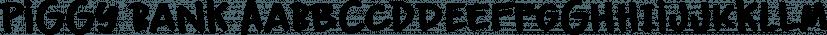 Piggy Bank font family by Missy Meyer