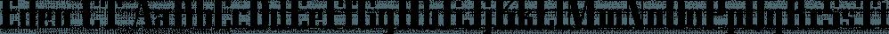 Eden CT font family by CastleType