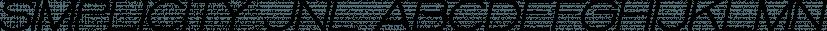 Simplicity JNL font family by Jeff Levine Fonts