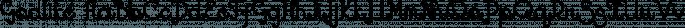 Godlike font family by VPcreativeshop