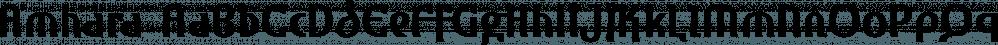 Amhara font family by ingoFonts