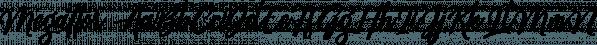 Megattor font family by Letterhend Studio