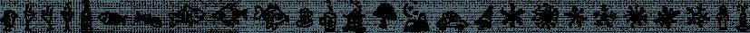 Nevica font family by mezzo-mezzo