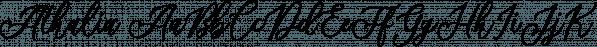 Athalia font family by Letterhend Studio