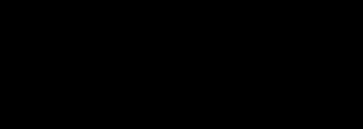 Quadratish Serif Font Phrases