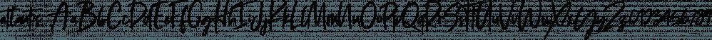 atlantis font family by Wilde Mae Studio