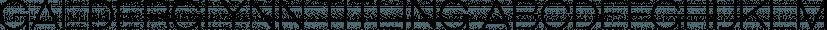 Galderglynn Titling font family by Typodermic Fonts Inc.