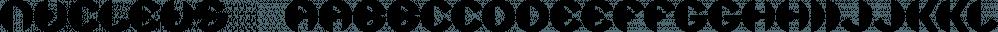 Nucleus™ font family by MINDCANDY