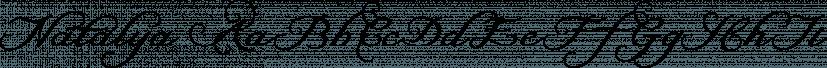 Natalya font family by Insigne Design