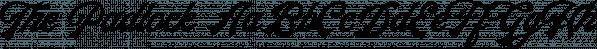 The Padlock font family by Letterhend Studio