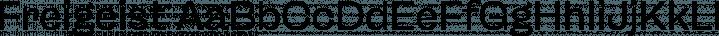 Freigeist font family by René Bieder