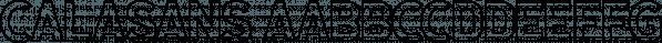 Calasans font family by Letterhend Studio