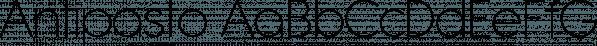 Antipasto font family by Zetafonts