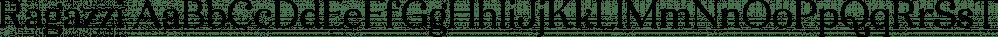 Ragazzi font family by Tour de Force Font Foundry