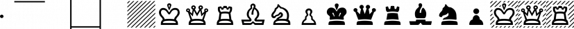 Cheq™ Std font family by Adobe