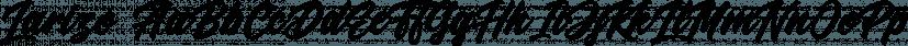 Larizo font family by Letterhend Studio