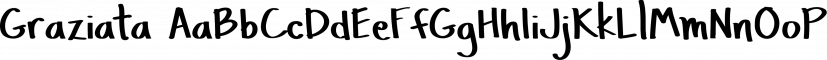 Graziata font family by Fox Fonts