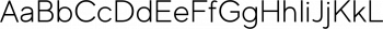 MADE Evolve Sans Light mini