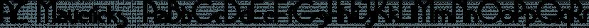 AZ Mavericks  font family by Artist of Design