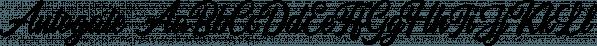 Autogate - Font Duo font family by Letterhend Studio