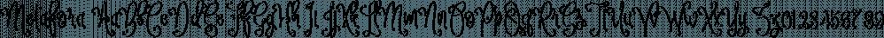 Metafora font family by Groens