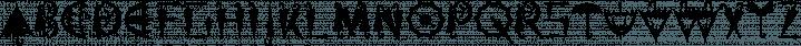Bumbershoot font family by Ingrimayne Type