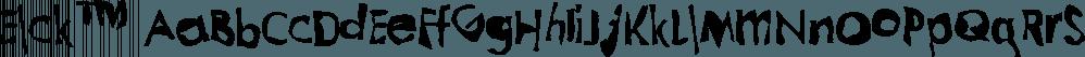 Elck™ font family by MINDCANDY