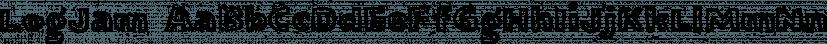 LogJam font family by Fonthead Design