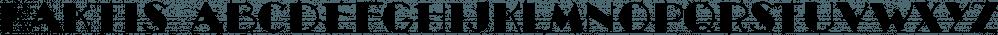Kaktis font family by Ingrimayne Type