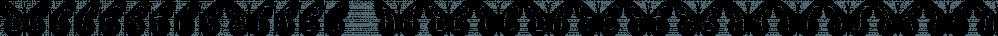 ButterflyWings font family by Ingrimayne Type