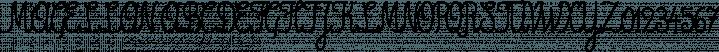 Magellan font family by Anastasia Dimitriadi