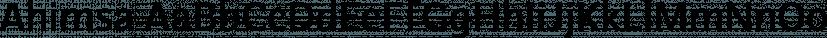 Ahimsa font family by Satori