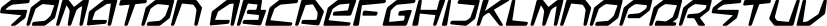 Somaton font family by ParaType