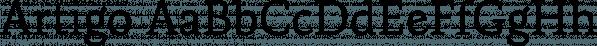 Artigo font family by Nova Type Foundry