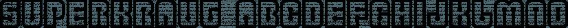 Superkraut font family by Pizzadude.dk