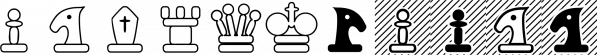 XChessterton font family by Ingrimayne Type