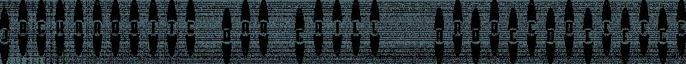 Jackrabbits Bar Grill™ font family by MINDCANDY