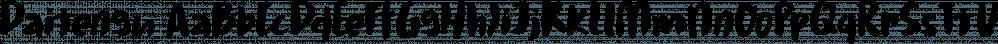 Daitengu font family by Hanoded