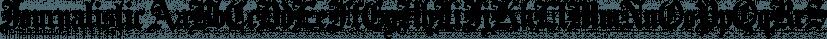 Journalistic font family by E-phemera Fonts